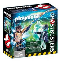 Playmobil 9224 Ghostbusters: Spengler and Ghost